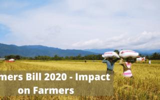 Farm Bill 2020: impact of farmers bill 2020