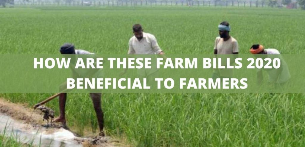 HOW ARE THESE FARM BILL 2020 BENEFICIAL TO FARMERS? -  PROS