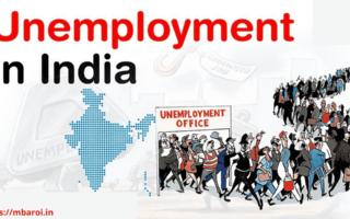 Unemployement in India