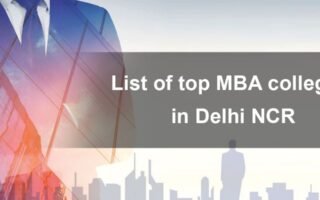 man with Top MBA Colleges in India