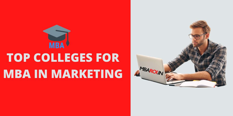 Top B-Schools For Marketing