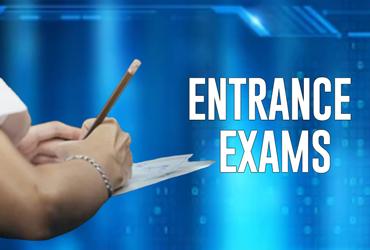 entrance exam suggeston at mba roi