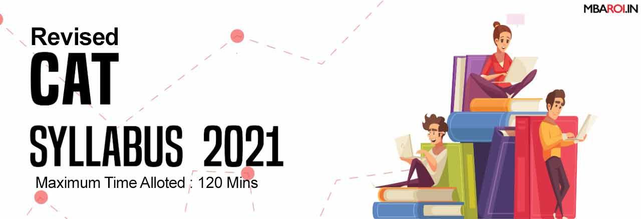 CAT Exam Syllabus 2021